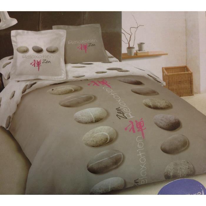 housse de couette microfibre housse de couette 220x240 cm. Black Bedroom Furniture Sets. Home Design Ideas