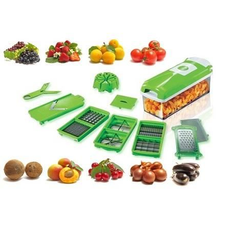 Genius dicer easy coupe legume nicer achat vente mandoline de cuisine genius dicer easy - Nicer dicer coupe legumes ...
