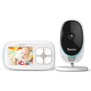 INANNY Babyphone NM328 Moniteur Bébé Vidéo avec Ecran 2,8