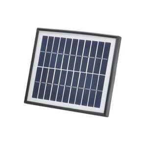 eclairage avec panneau solaire achat vente eclairage avec panneau solaire pas cher cdiscount. Black Bedroom Furniture Sets. Home Design Ideas