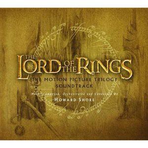CD MUSIQUE DE FILM - BO Coffret 3 CD : Le Seigneur des anneaux