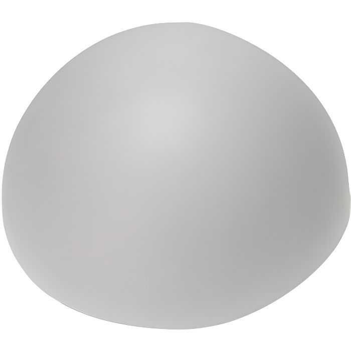demi sphere 20cm polystyrene achat vente d cors de table cdiscount. Black Bedroom Furniture Sets. Home Design Ideas