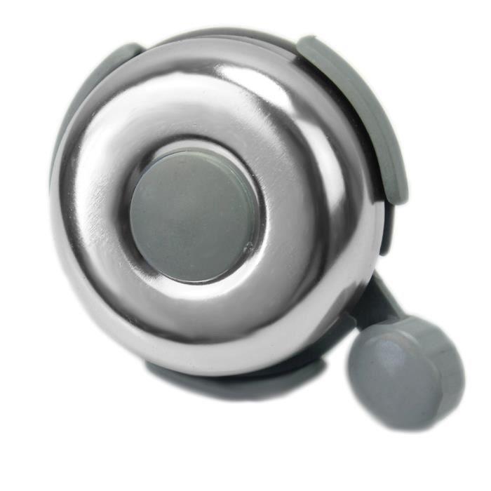 Sonnette de guidon bell ring en plastique m tal pour - Sonnette video ring ...