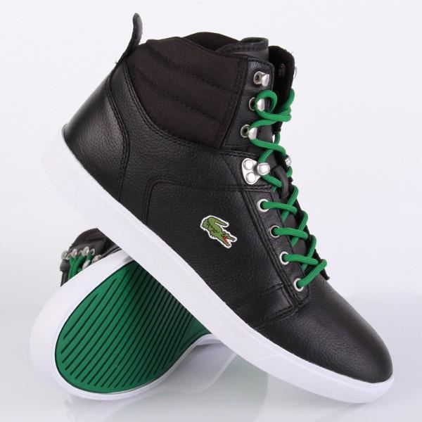 chaussure lacoste montant homme,Basket Lacoste Montant
