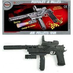 pistolet a bille 26 cm jeux jouet prix pas cher cadeaux de. Black Bedroom Furniture Sets. Home Design Ideas