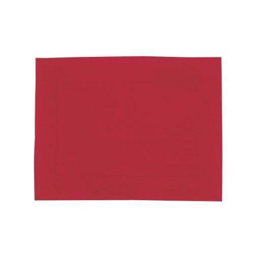 wenko 20832100 paradise tapis de bain rouge 50 x 70 cm. Black Bedroom Furniture Sets. Home Design Ideas