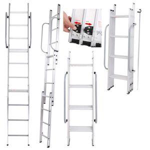 escabeau escalier achat vente escabeau escalier pas cher les soldes sur cdiscount cdiscount. Black Bedroom Furniture Sets. Home Design Ideas