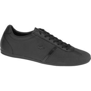DERBY Lacoste Mokara Leather CAM0125024 Noir