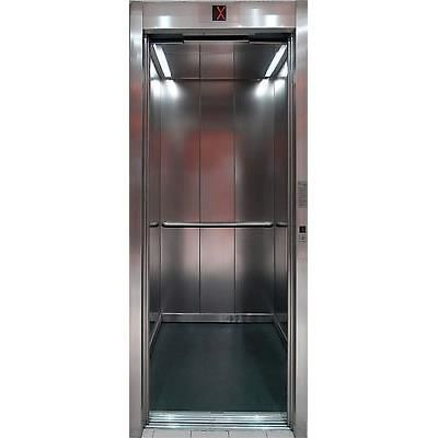 Papier peint pour porte trompe l oeil d co ascenseur r f for Papier peint pour porte