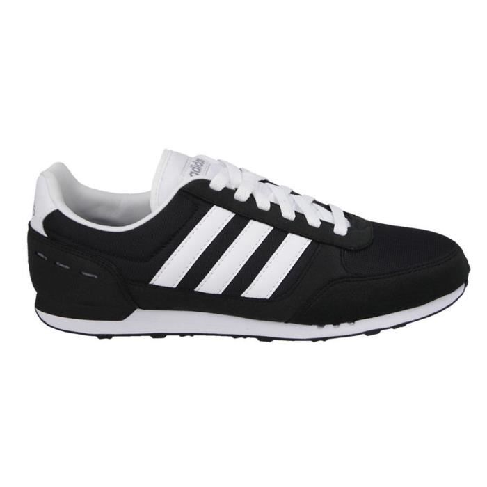 BASKET ADIDAS NEO Baskets City Racer Chaussures Homme