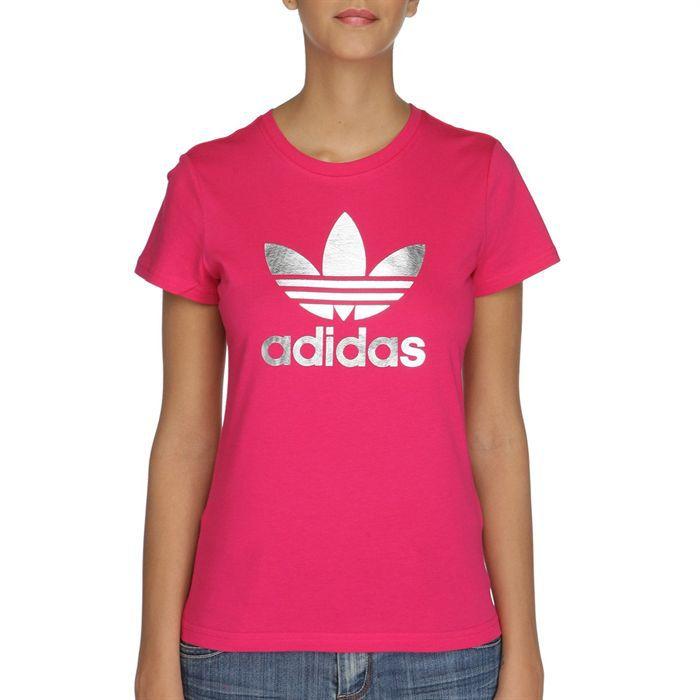 tee shirt adidas femme