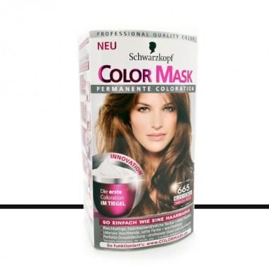 coloration schwarzkopf coloration permanente color mask 6 - Prix Coloration Schwarzkopf