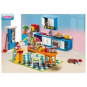 Playmobil city life la vie la maison achat vente - Playmobil cuisine 5329 ...