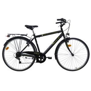 VTC ROUTE 66 Vélo VTC Alu TRK28 6 Vitesses Homme