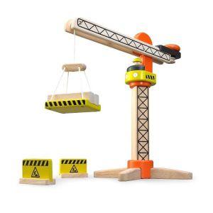 grue chantier achat vente jeux et jouets pas chers. Black Bedroom Furniture Sets. Home Design Ideas