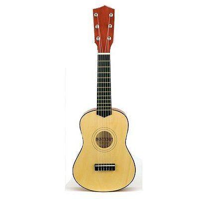 guitare en bois 55 cm achat vente instrument de. Black Bedroom Furniture Sets. Home Design Ideas
