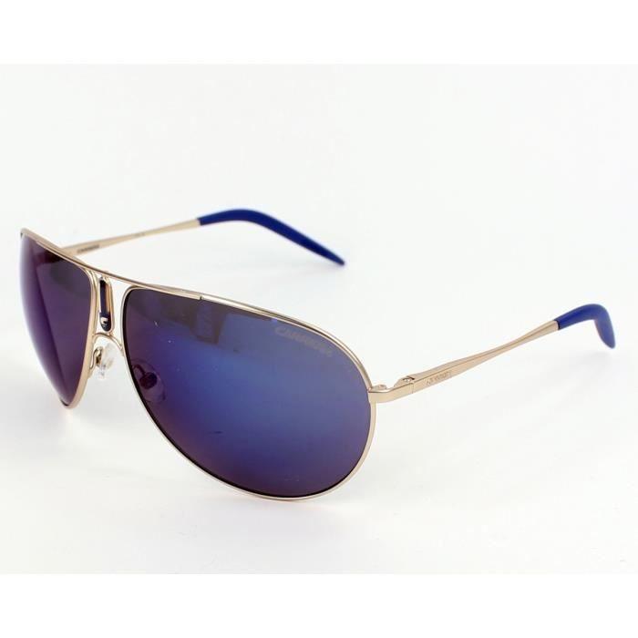 bijouterie lunettes de soleil carrera gipsy aozxt or mat b f  car