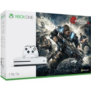 CONSOLE XBOX ONE NOUV. Xbox One S 1To Gears of War 4