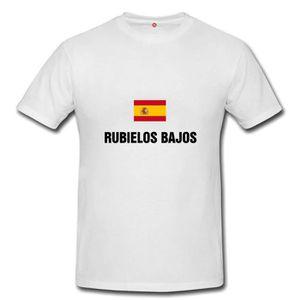 T-SHIRT T-shirt rubielos bajos homme et femme unisex