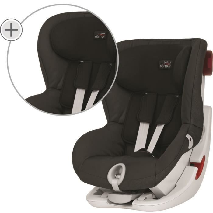 Britax romer si ge auto king ii housse offerte achat for Housse siege auto romer