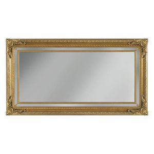 Miroir en bois achat vente miroir en bois pas cher for Miroir mural soldes
