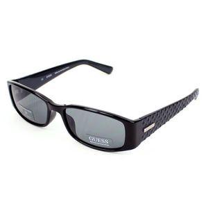 LUNETTES DE SOLEIL Lunettes de soleil Guess GU7259 Noir, verres Gris