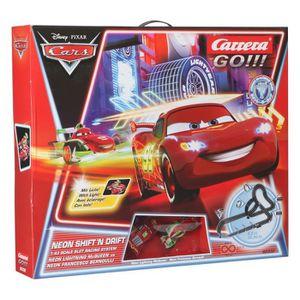 CIRCUIT DISNEY Circuit Carrera Go !!! Disney Pixar- Neon S