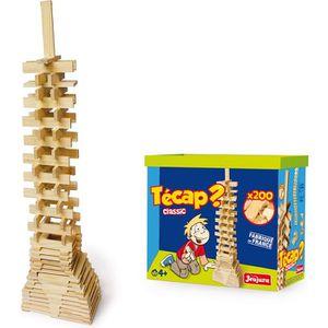ASSEMBLAGE CONSTRUCTION JEUJURA - TECAP? Classic 200 pièces en bois