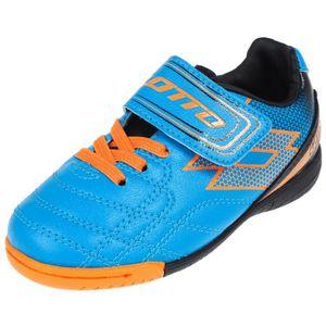 CHAUSSURES DE FUTSAL Chaussures football en salle indoor Spider velcro