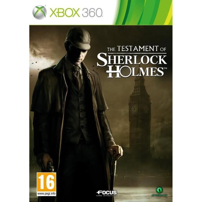Sherlock Holmes vs Jack the Ripper   Xbox 360   GameStop