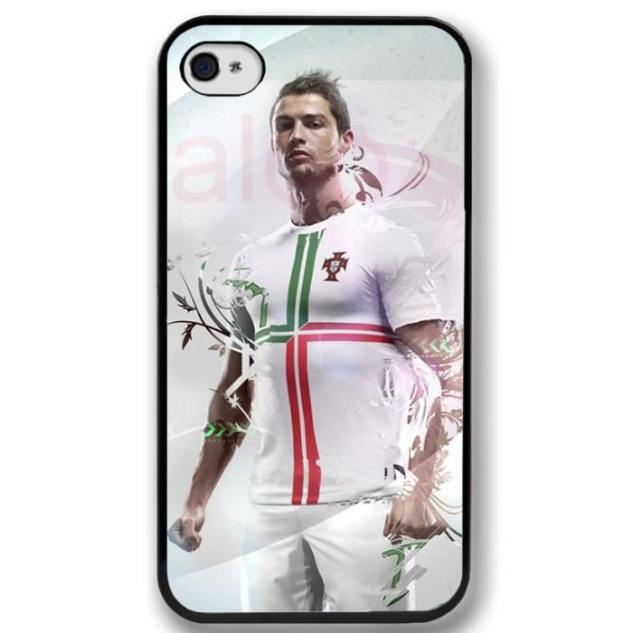 coque iphone 6 4 7 christiano ronaldo foot achat. Black Bedroom Furniture Sets. Home Design Ideas