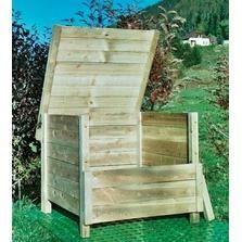 composteur bois charni re achat vente composteur accessoire composteur bois charni re. Black Bedroom Furniture Sets. Home Design Ideas