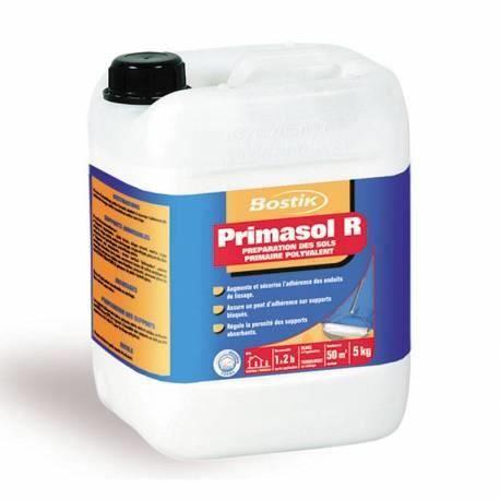 Primaire avant ragreage collage primasol r 2 kg achat vente sous couche - Primaire d accrochage avant ragreage ...