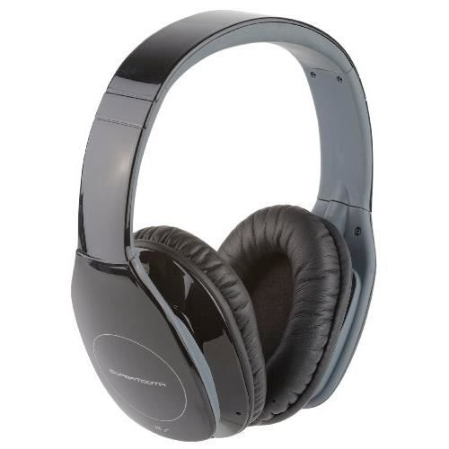supertooth freedom casque st r o bluetooth noir casque couteur audio avis et prix pas. Black Bedroom Furniture Sets. Home Design Ideas