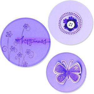 SIZZIX Matrice de découpe Bigz - Cercles