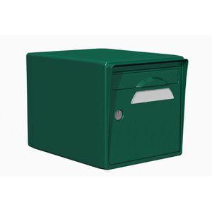 boite aux lettre resine achat vente boite aux lettre. Black Bedroom Furniture Sets. Home Design Ideas