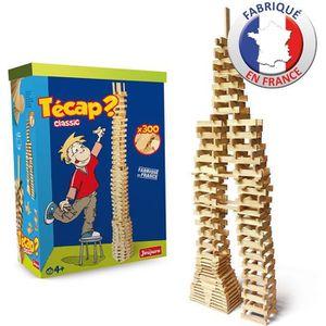 ASSEMBLAGE CONSTRUCTION JEUJURA - TECAP? Classic 300 pièces en bois