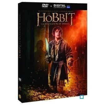 DVD FILM DVD The Hobbit 2 : la désolation de Smaug