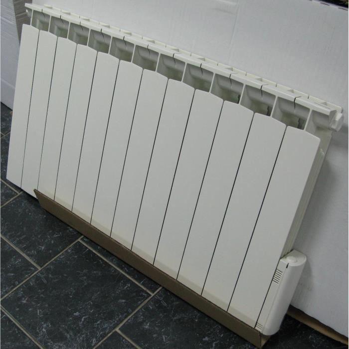 radiateur inertie ceramique welcom 1800w blanc achat vente radiateur panneau radiateur. Black Bedroom Furniture Sets. Home Design Ideas