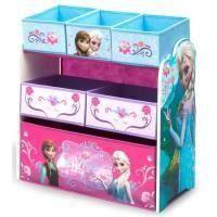 La reine des neiges meuble de rangement enfant jouets 6 for Meuble rangement jouet fille