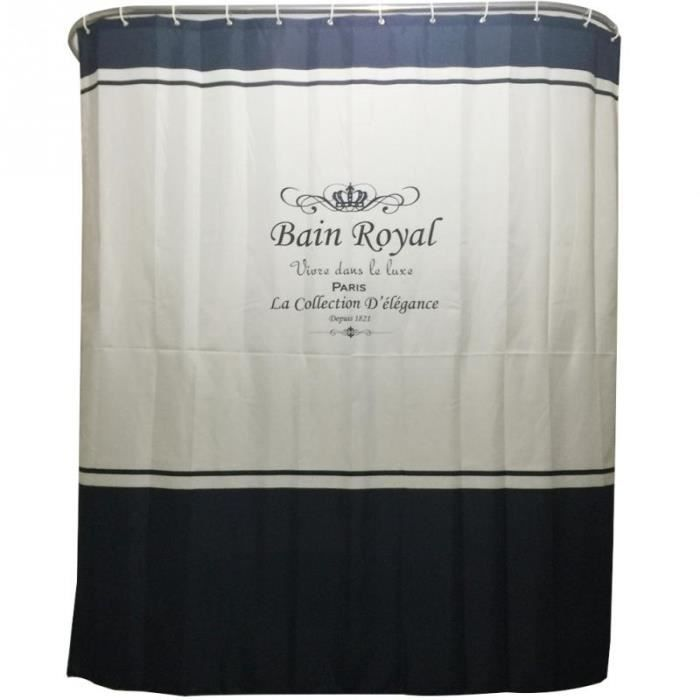 anglais crown familiale salle de douche rideau de douche. Black Bedroom Furniture Sets. Home Design Ideas