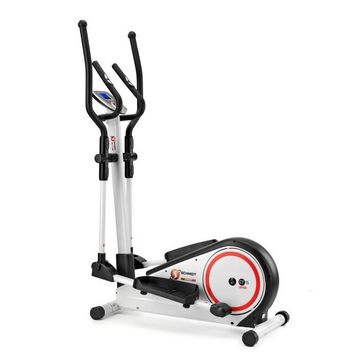 Bh fitness v lo elliptique motoris ct15ergo inertie 14 kg prix pas cher - Roue d inertie velo elliptique ...