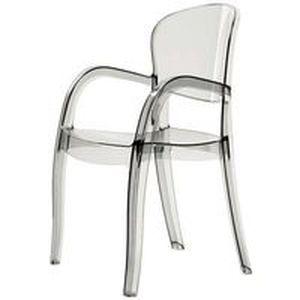chaise transparente design ruben lot de 2 chaises achat vente chaise polycarbonate cdiscount. Black Bedroom Furniture Sets. Home Design Ideas