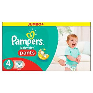 Couches Pampers Taille 4 Plus Achat Vente Couches