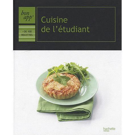 Cuisine de l 39 tudiant achat vente livre thomas feller for Cuisine etudiant