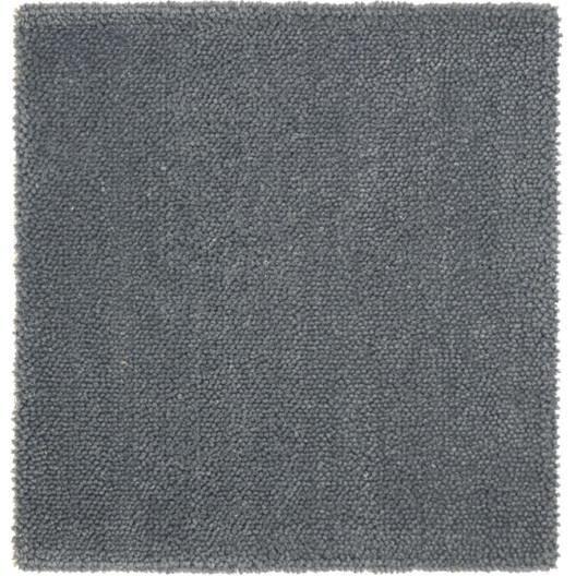 tapis salon gris 200x200cm 100 laine vierge achat. Black Bedroom Furniture Sets. Home Design Ideas