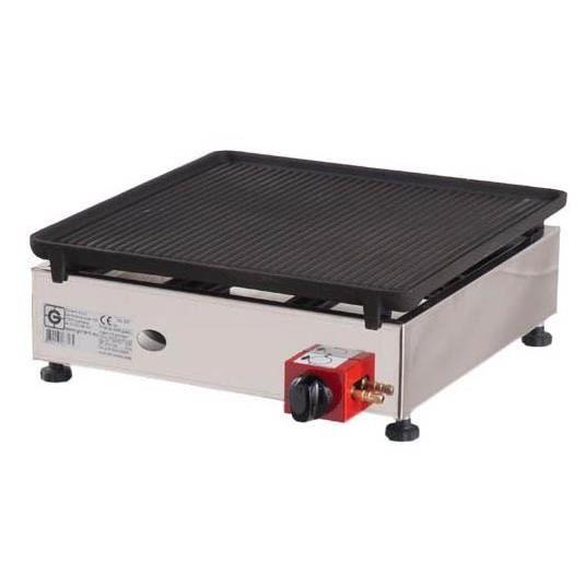 Plaque de cuisson 39 40 cm pour 4 8 convives achat vente plancha planc - Meilleure plancha gaz ...