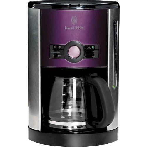 russell hobbs 14744 56 cafeti re avec timeur achat. Black Bedroom Furniture Sets. Home Design Ideas