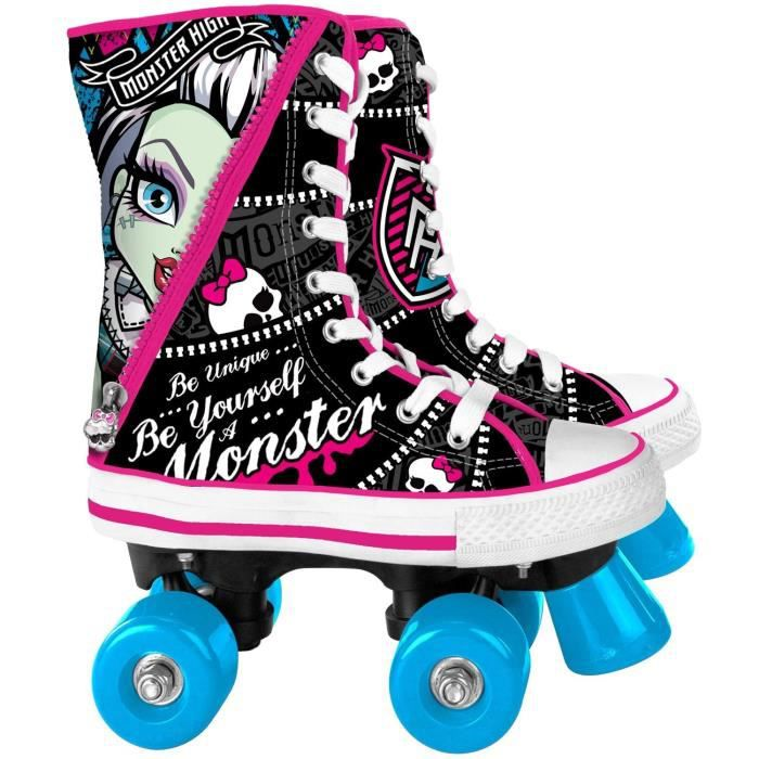 Monster high rollers quad 4 roues ajustables t 34 achat - Jeux monster high roller ...