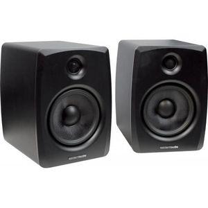 ENCEINTE ET RETOUR Résident Audio M8 - Paire d' Enceintes Bi-amplifié
